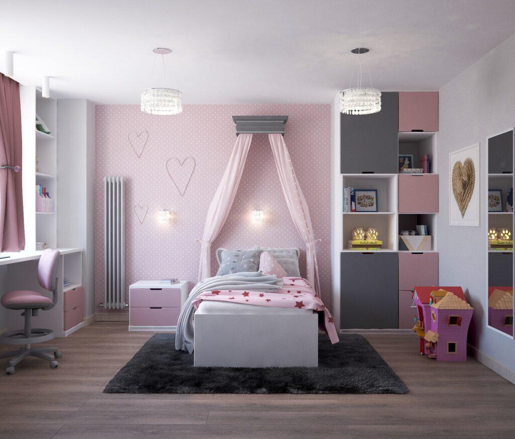 ปรับห้องนอนเพื่อความปลอดภัยสำหรับเด็ก